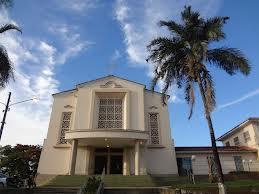 Paróquia N. Sra. Mãe de Deus - Catalão - Goiás