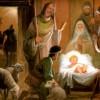 """21/12 """"Entender o verdadeiro significado do natal é vivenciar o nascimento do salvador todos os dias de nossa vida"""" (Louis Natan)."""