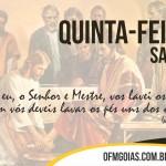 Quinta-feira Santa – Celebração Profética da Páscoa
