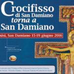 Crucifixo de São Damião será transladado para o Santuário em Assis