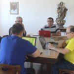 Comissários da Terra Santa no Brasil encontram-se em Olinda