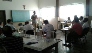 Noviciado Interprovincial Franciscano de Catalão sedia o 1º Encontro de Formação para Formadores
