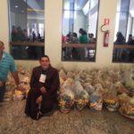 Frades Franciscanos promovem Ação Solidária Franciscana