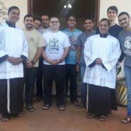 Carlos Antônio é admitido ao Postulantado Franciscano