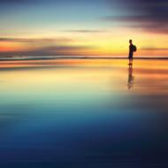 """A tomada de consciência permite encarar a realidade para mudá-la"" (Anthony de Mello)."