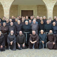 O caminho da reconciliação das três Ordens Franciscanas
